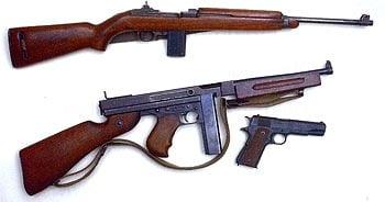 Guns Magazine | GUNS OF THE PACIFIC - Auto-Ordnance