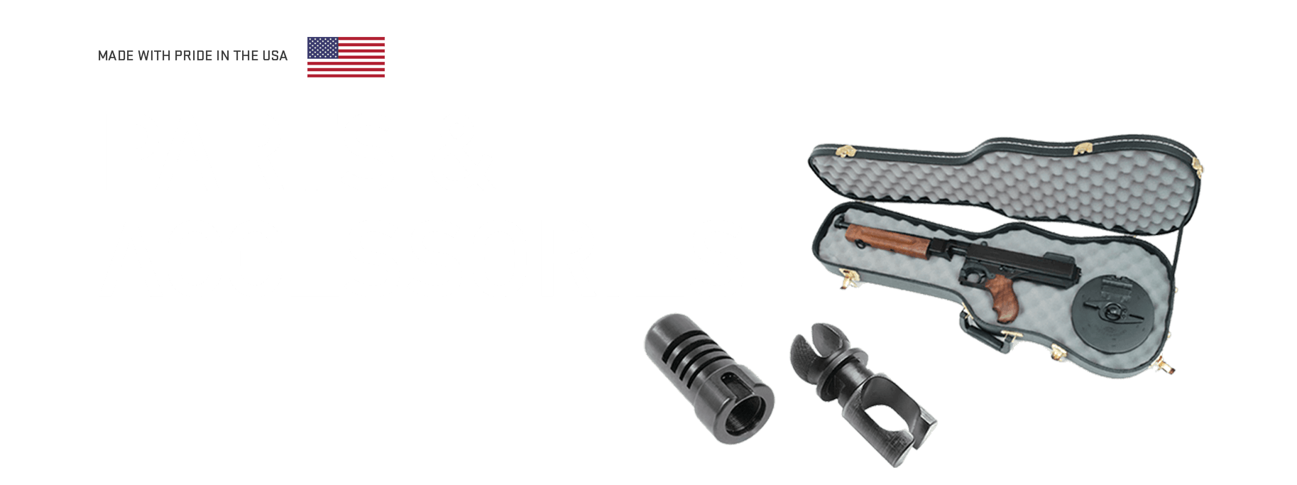 Parts And Accessories - Auto-Ordnance | Original manufacturer of the