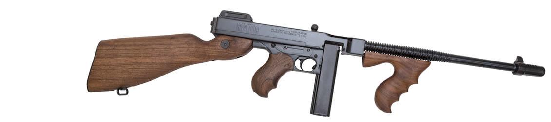 fee128f29bb6 Thompson 1927-A1 Long Guns - Auto-Ordnance