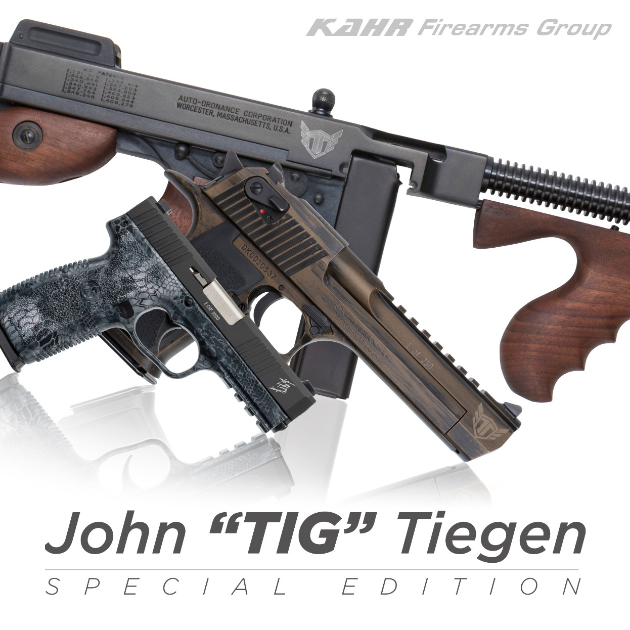 TIG Series - Auto-Ordnance | Original manufacturer of the