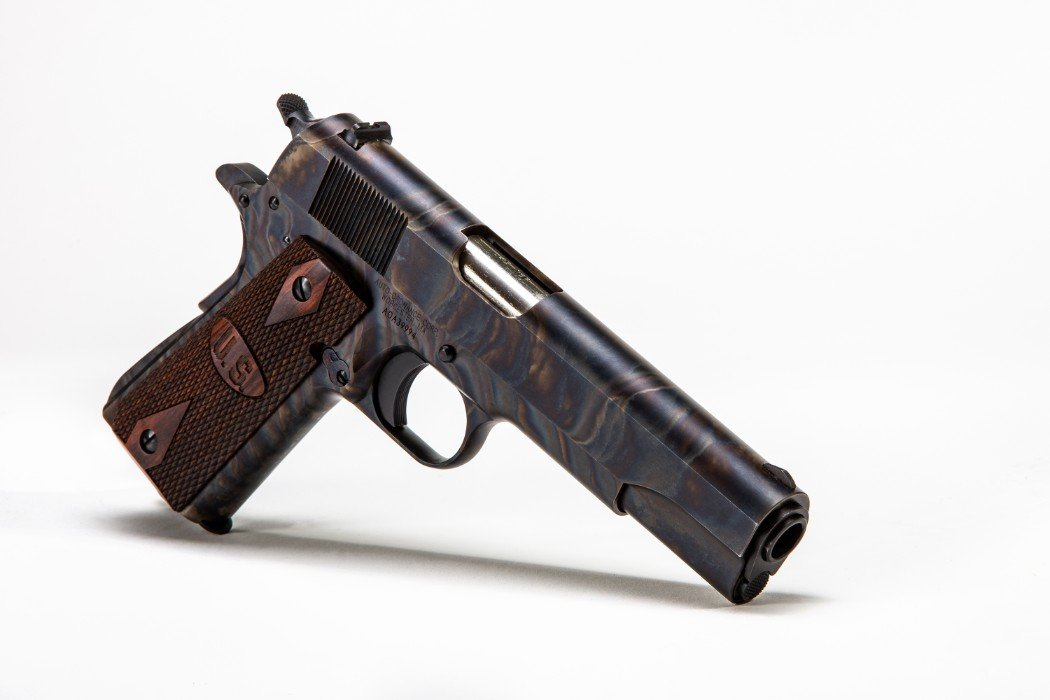 Case Hardened 1911 - Auto-Ordnance | Original manufacturer of the