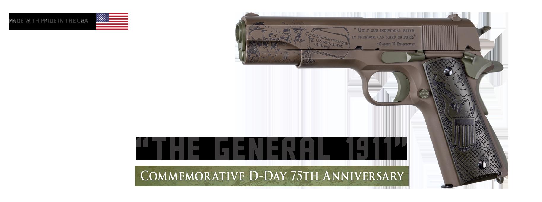 General 1911 - Auto-Ordnance | Original manufacturer of the